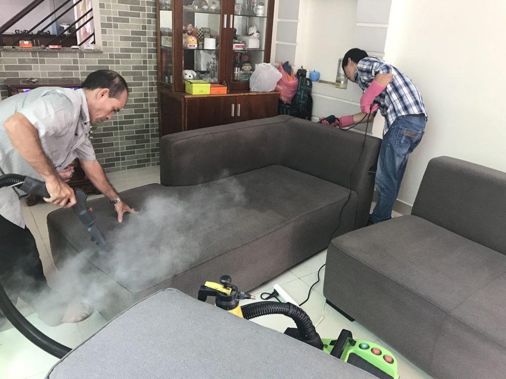 Giặt Ghế Sofa Ở Quận Ba Đình Hà Nội