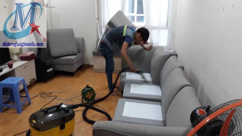 Dịch Vụ Giặt Ghế Sofa Tại Quận Hà Đông Hà Nội