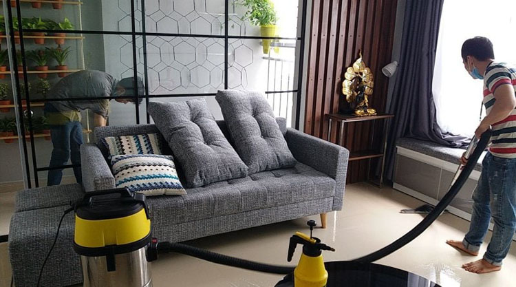 Dịch Vụ Giặt Ghế Sofa ở Quận Hà Đông Hà Nội