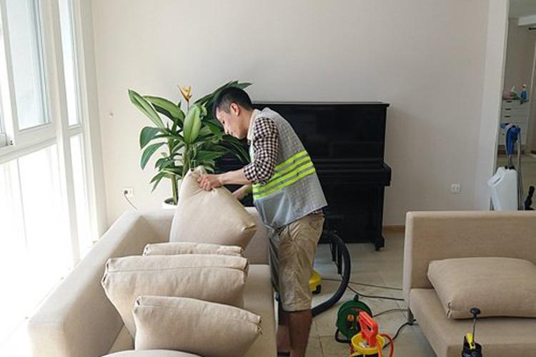 giặt ghế sofa ở quận hoàng mai hà nội