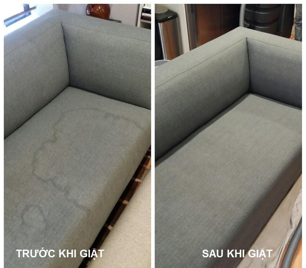 Giặt ghế sofa tại quận 2 tphcm