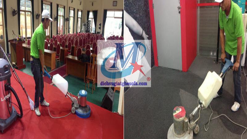 Giặt Thảm ở Quận Long Biên Hà Nội