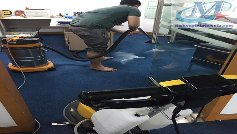dịch vụ giặt thảm ở quận đống đa