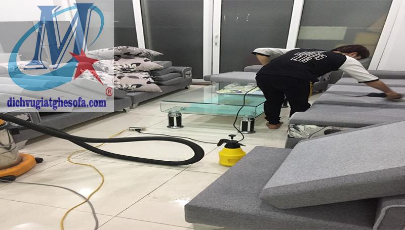dịch vụ giặt ghế sofa ở quận nam từ liêm