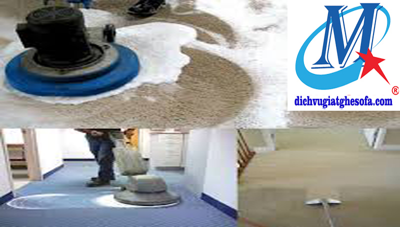 dịch vụ giặt thảm chuyên nghiệp