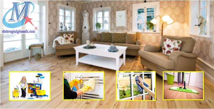 10 Công ty dịch vụ dọn dẹp vệ sinh nhà ở tphcm ( Sài gòn)