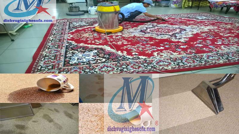 dịch vụ giặt thảm tại quận đông anh hà nội
