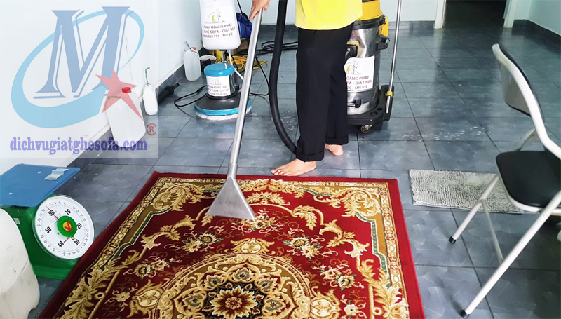 dịch vụ giặt thảm tại nhà chuyên nghiệp
