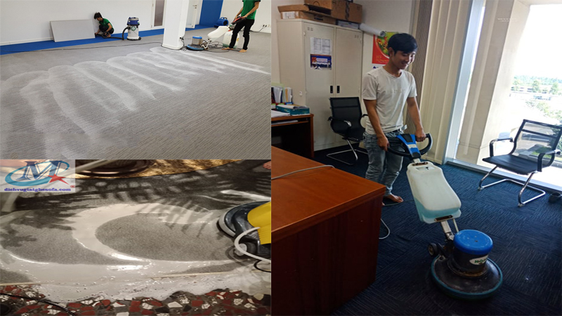 Dịch Vụ Giặt Thảm tại Quận Bắc Từ Liêm Hà Nội