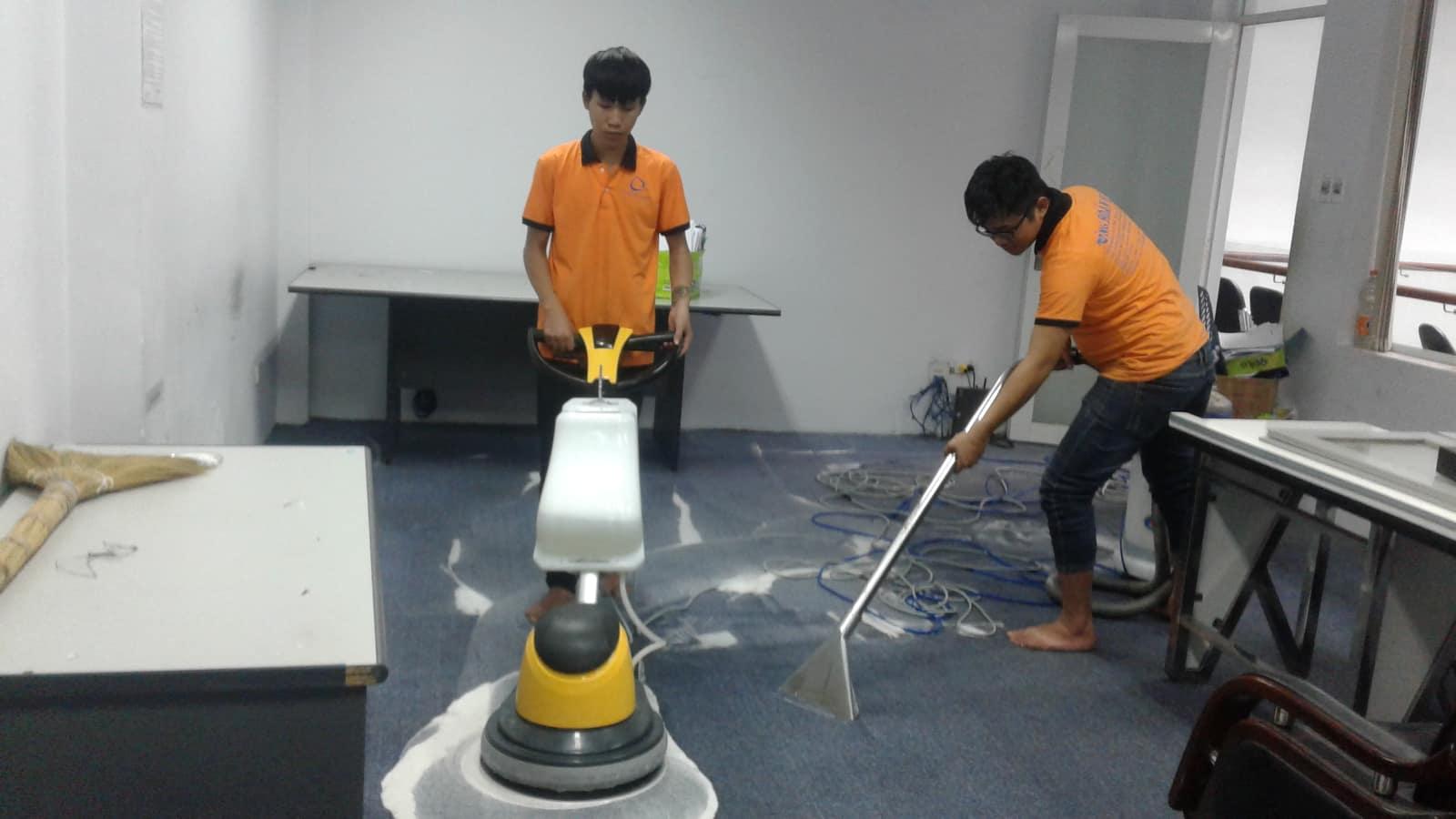Dịch Vụ Giặt Thảm tại Bình Dương