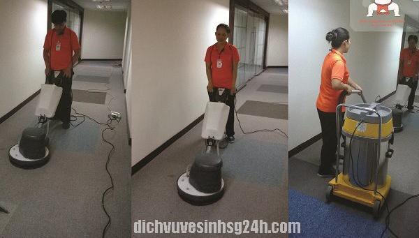 Giặt Thạm chuyên nghiệp Hà Nội
