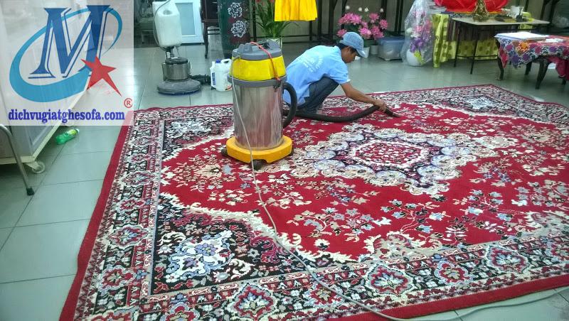 dịch vụ giặt thảm ở quận hai bà trưng hà nội