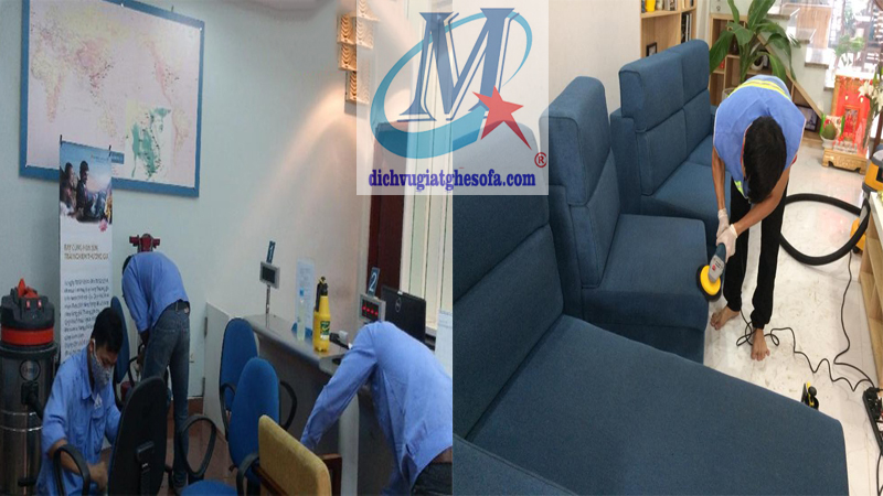 Giặt ghế sofa tại nhà quận Thủ Đức TPHCM