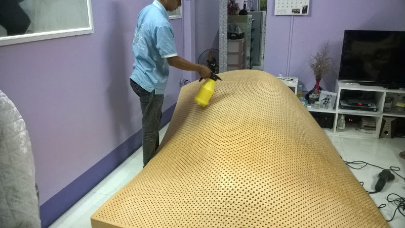 Dịch vụ giặt nệm ( đệm) tại nhà tphcm