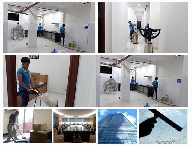 Dịch vụ vệ sinh công nghiệp tại Thanh Hóa