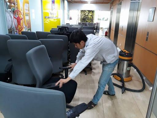 Dịch vụ giặt ghế văn phòng tại Bắc Ninh