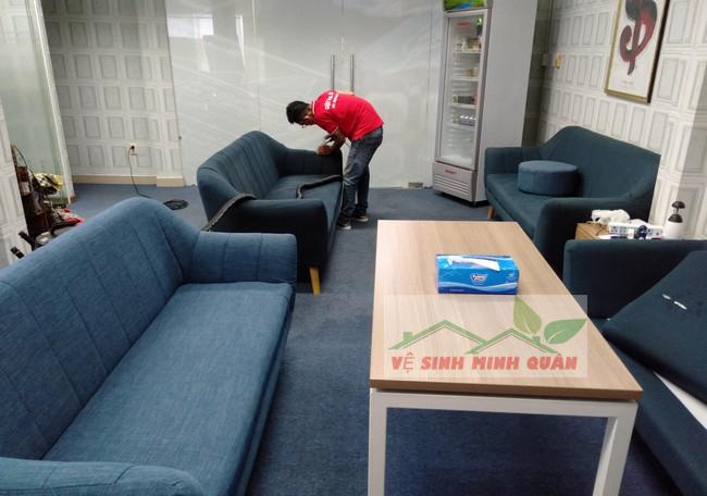 Dịch vụ giặt ghế sofa tại Hải Phòng