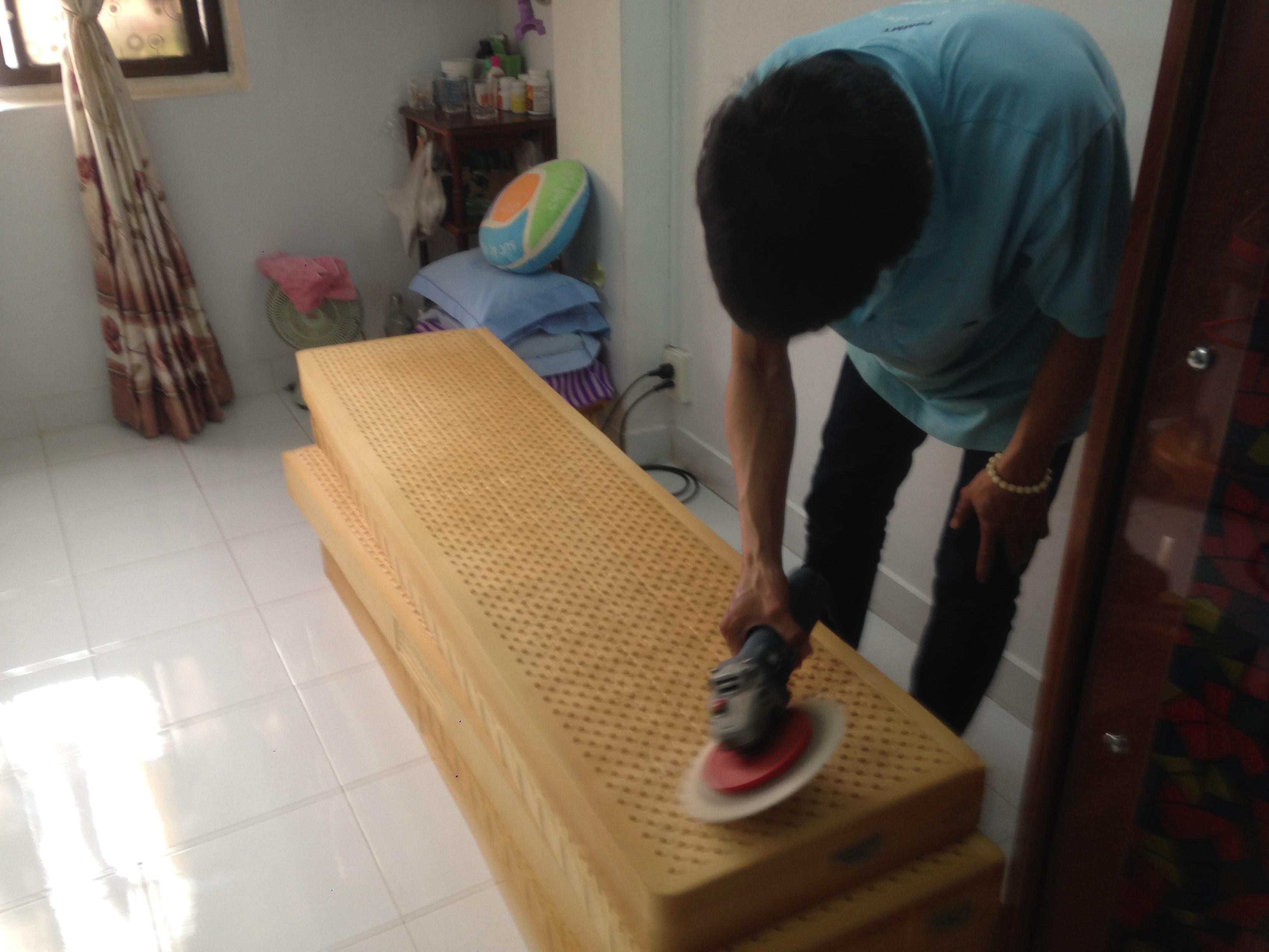 Dịch vụ giặt đệm tại Hà Nội