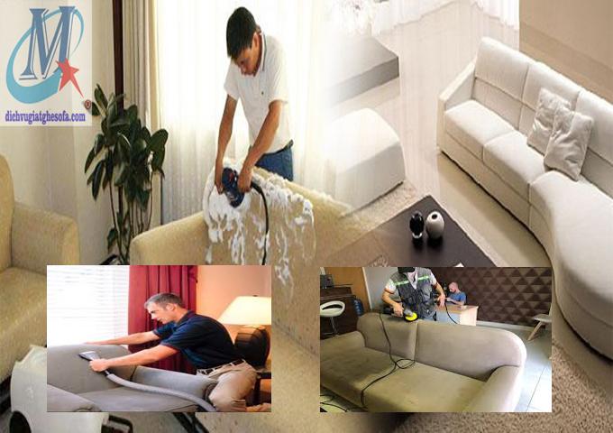Dịch vụ giặt ghế sofa tại Phú Thọ