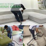 Giặt ghế sofa tại Ninh Bình