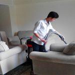 Giặt ghế sofa nỉ tại Hà Nội