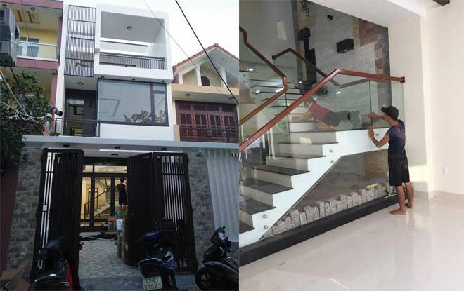 Dịch vụ vệ sinh nhà sau xây dựng tại Hà Nội